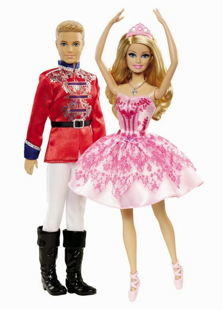 barbie in the nutcracker doll - photo #5