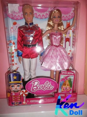 barbie in the Nutcracker boneka