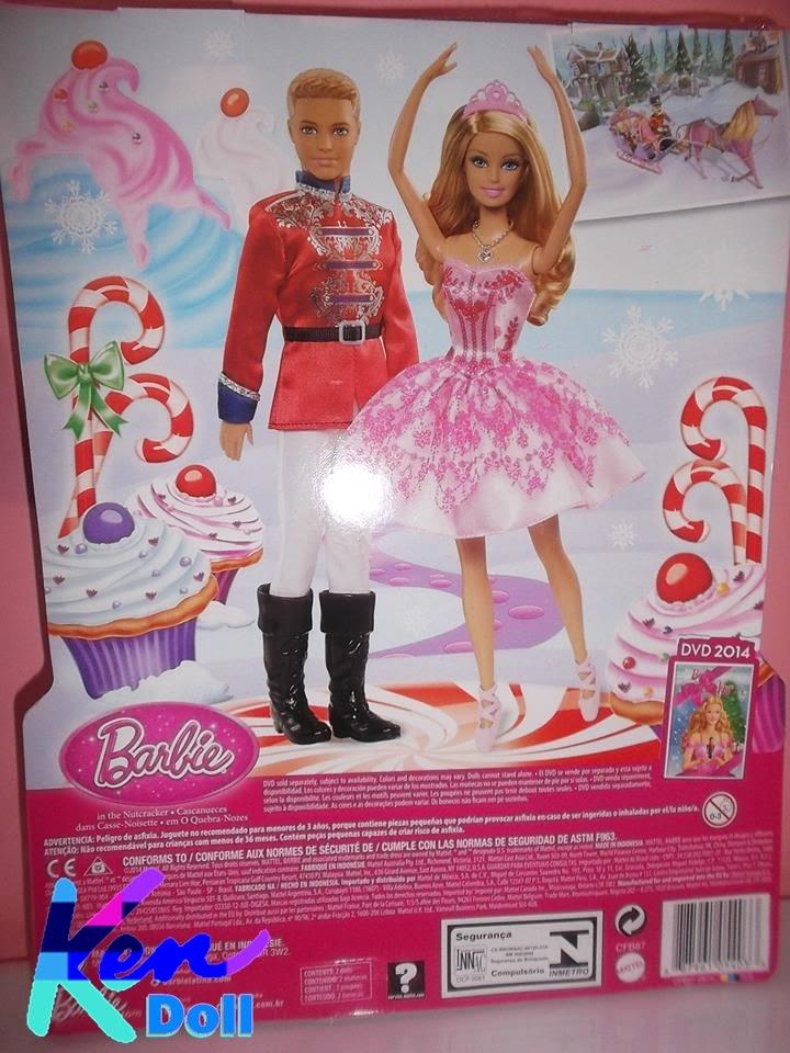 barbie in the nutcracker doll - photo #9