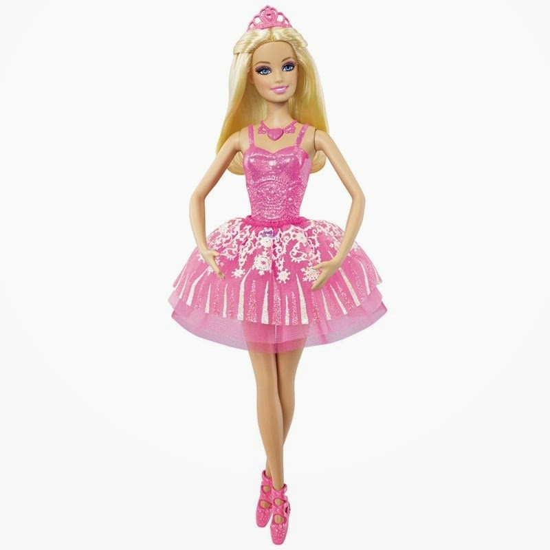 Barbie in the Nutcracker Dolls
