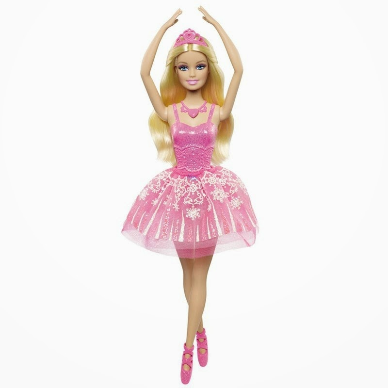 barbie in the nutcracker doll - photo #2