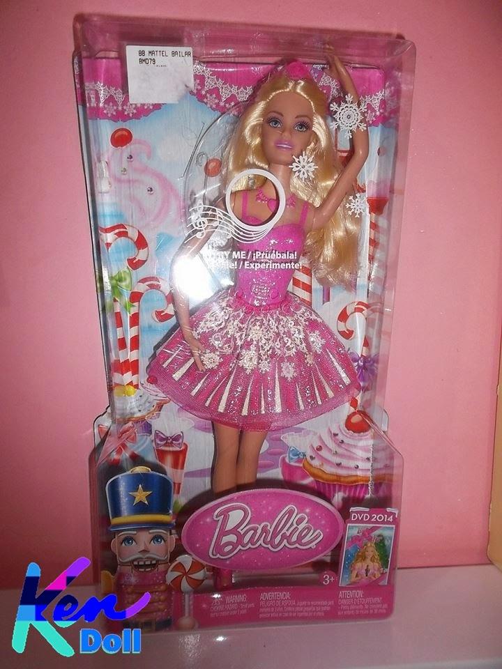 Barbie in the Nutcracker Dolls