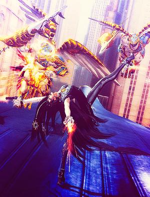 Bayonetta! screenshot