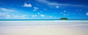 bờ biển, bãi biển Paradise