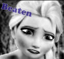 Beaten Elsa icono