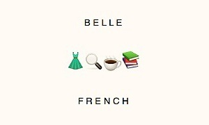 Belle French | Emoticons