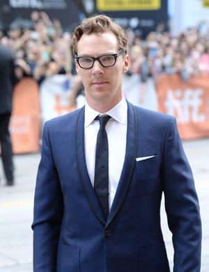 Benedict Cumberbatch - TIFF 2014