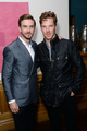 Benedict and Dan - benedict-cumberbatch photo