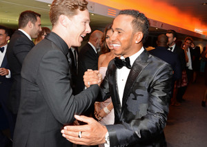 Benedict and Lewis