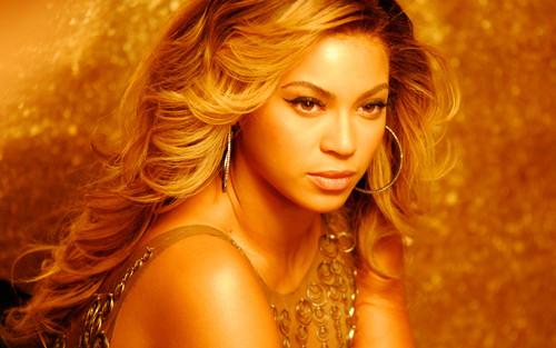 "Beyoncé fond d'écran with a fedora entitled Beyoncé Bangtan Boys ""Upgrade U"""