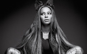 Beyonce in new photoshoot