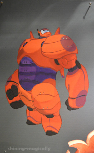 Big Hero 6 Concept Art - Baymax