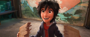 Big Hero 6 - Hiro Screenshot