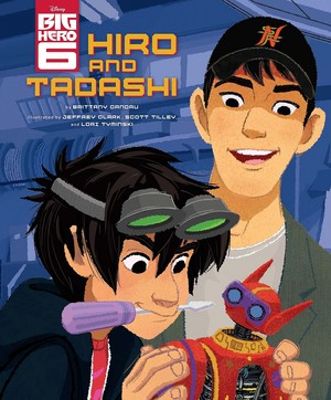 Big Hero 6 - Hiro and Tadashi