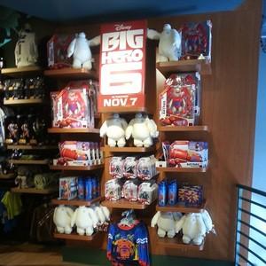 Big Hero 6 Merchandise