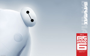 Big Hero 6 Official wallpaper