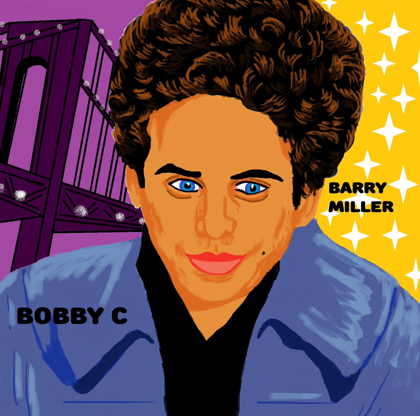 Bobby C cartoon