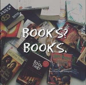 Book? Books.