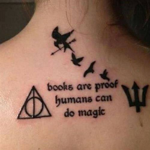 libri are proof humans can do magic