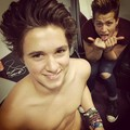 Brad and James