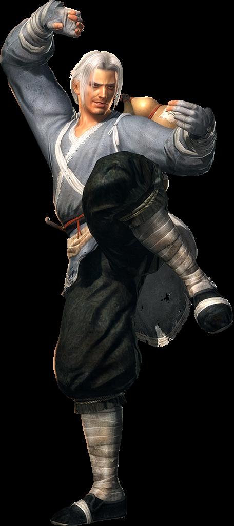Brand Wong/The Drunken Fighter