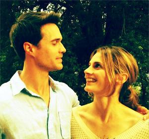 Brett and Stana