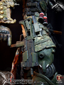 Calvin's Custom one sixth scale original design series Gears of Peace MKIV Apocalypse Riddick 2.0