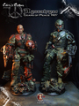 Calvin's Custom one sixth scale original design series Gears of Peace MKIV Apocalypse Riddick 2.0