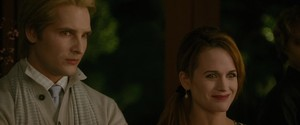 Carlisle with His Wife Esme
