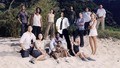lost - Cast of Lost wallpaper