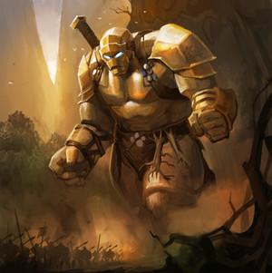 château Age Colossus