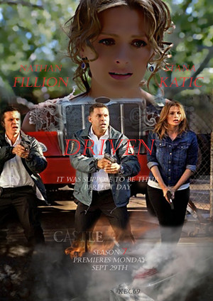 Castle: Driven Season 7 Premiere