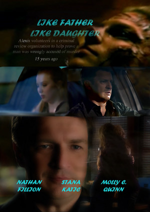 Castle: Like Father Like Daughter