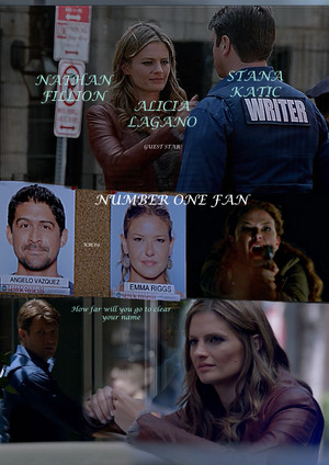 Castle: Number One fan