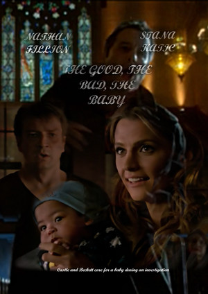 Castle: The Good, The Bad The Baby