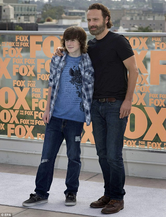 Chandler and Andrew♥