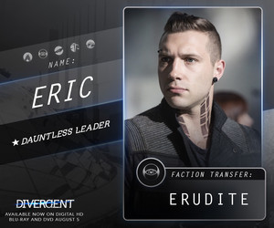 Character profile (Eric)