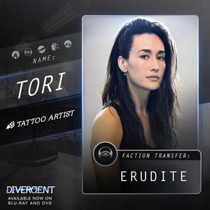Character profil (tori)