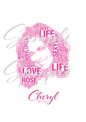 Cheryl Typography