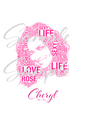 Cheryl Typography - cheryl-cole fan art