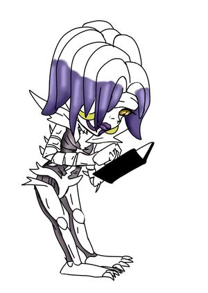 Chibi shinigami Rem