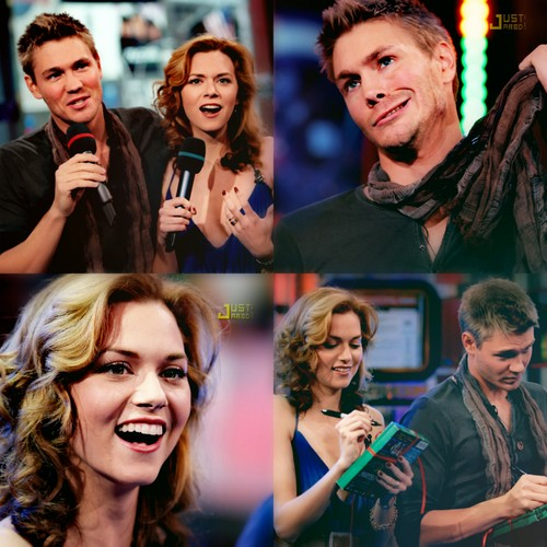 Chad and Hilarie wallpaper probably with a portrait called Chilarie <33