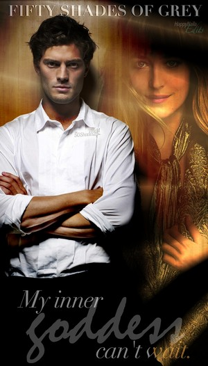 Christian and Ana / 50 Shades of Grey