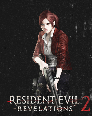 Claire Redfield in Resident Evil: Revelations 2