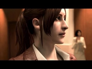 Claire in Resident Evil: Revelations 2