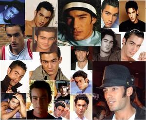 Collage Aarón Díaz