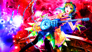 Color Explosion Gumi