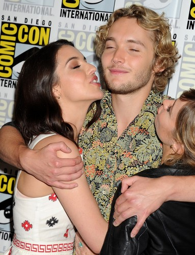 Toby Regbo wallpaper called Comic-Con - July 23rd