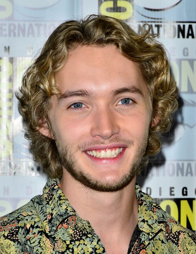 Toby Regbo wallpaper with a portrait entitled Comic-Con - July 23rd