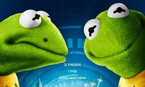 Constantine and Kermit